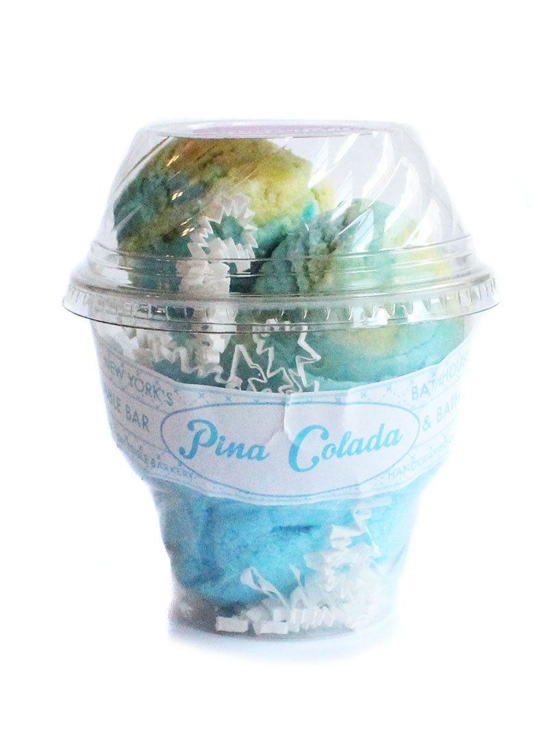 Pina Colada Bath Soak Milkshake - New York's Bathhouse
