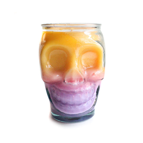 Trick or Treats Skull Candle- Limited Edition