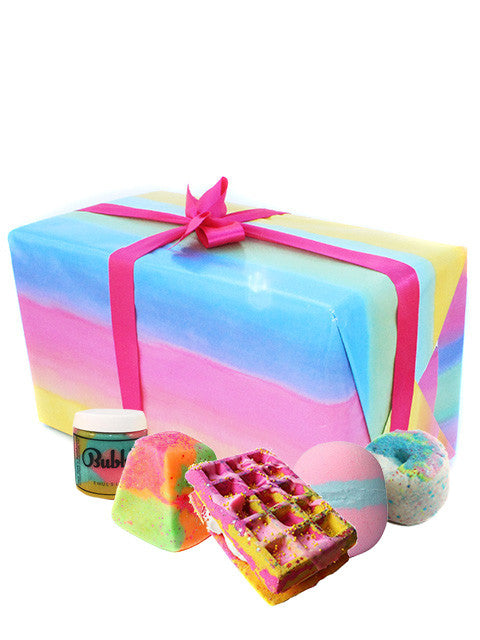 Over The Rainbow Gift Box- 8pc - New York's Bathhouse