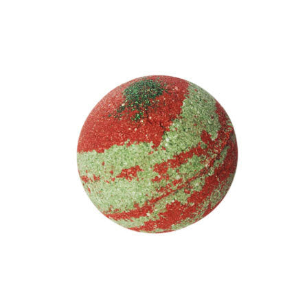 Christmas Tree bath bomb