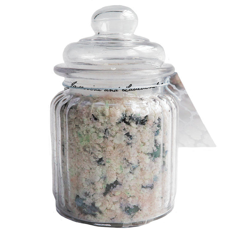 Jasmine & Lavender Bath Salts- Essential Oil