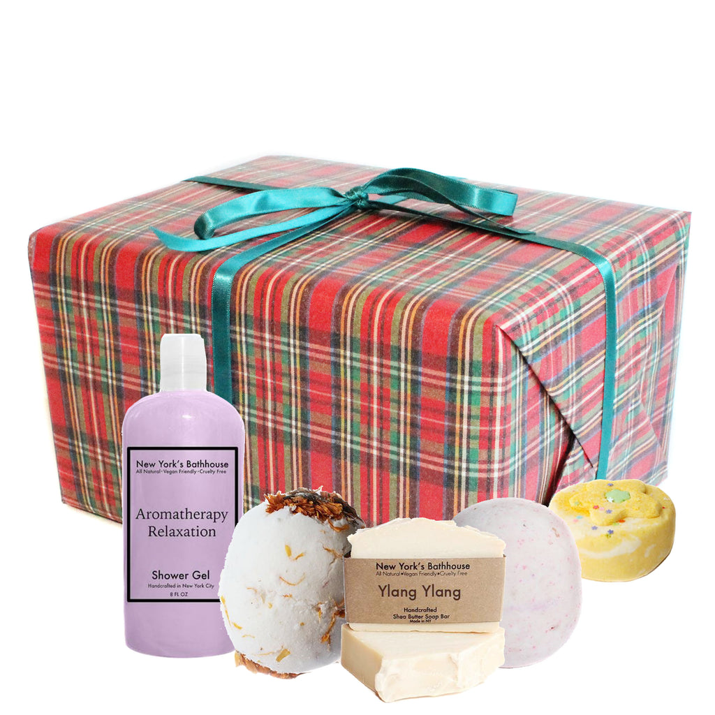 Basic's For Relaxing Gift Box - New York's Bathhouse