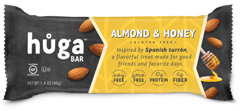 Almond & Honey - Box of 12 bars