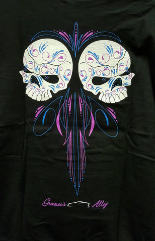 Day of the Dead Skulls T