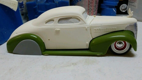 1939 chopped 2 door Chevy body