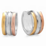 Stainless Steel Tricolor Huggies