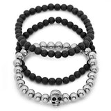 Men's Lava Stone Beaded Bracelets