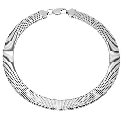 Steeltime Stainless Steel Necklace 18""