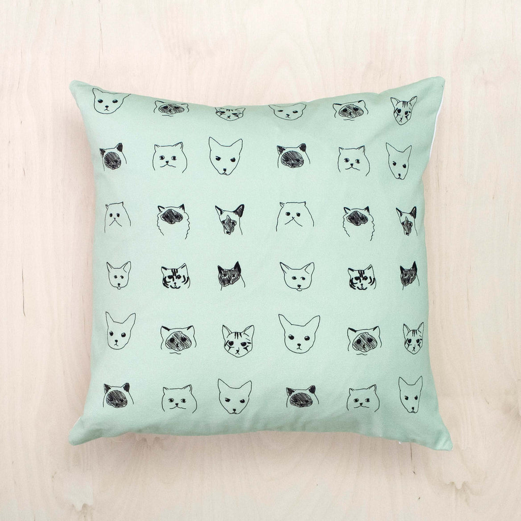 Cats Cushion