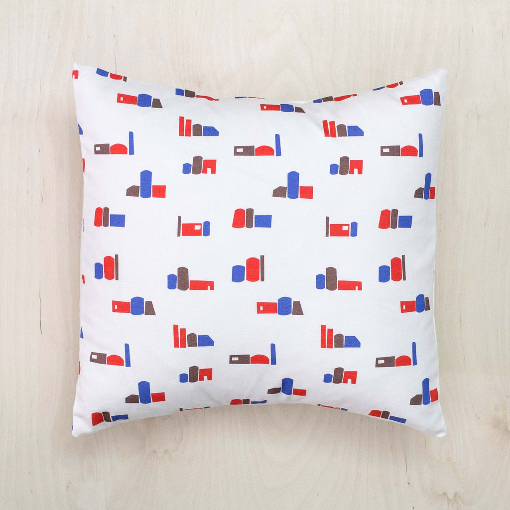 Cement Works Cushion