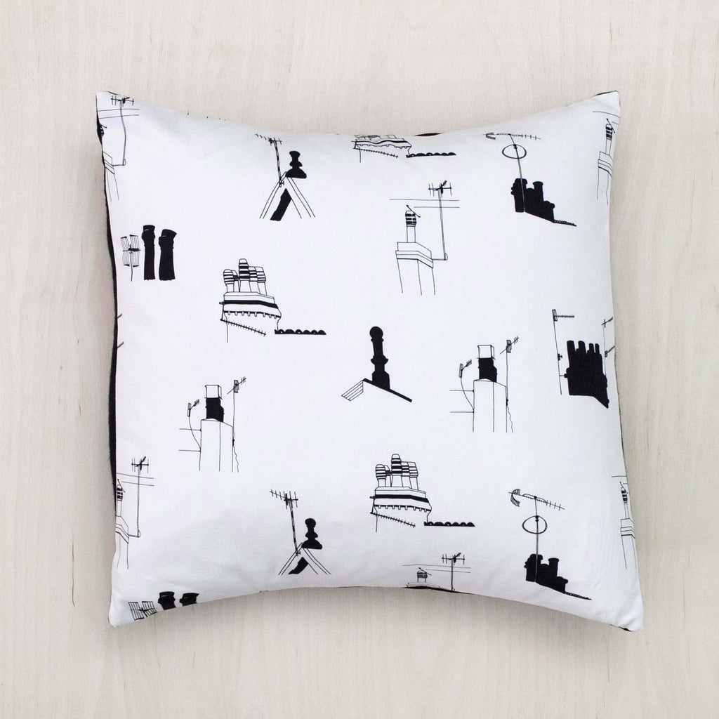 Rooftops Cushion