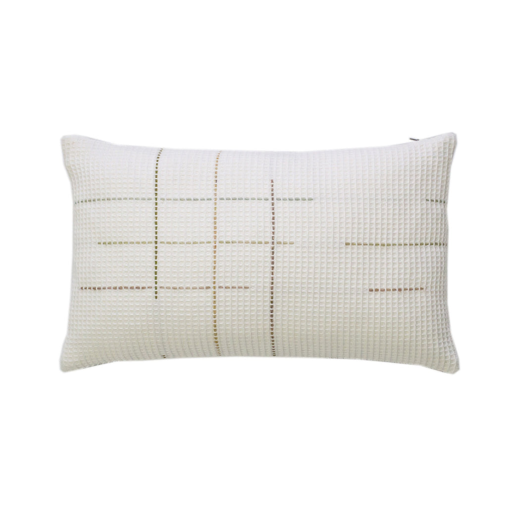 Classic Collection - White Cushion (rectangle)