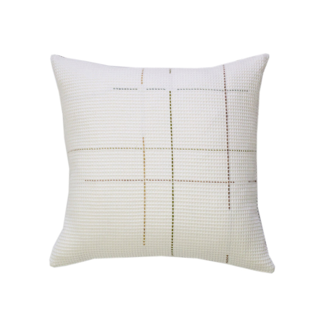 Classic Collection - White Cushion