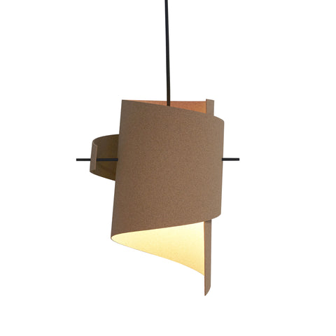 ML01 (Lamp) - Cork - Small