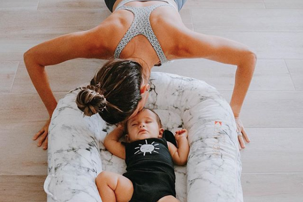 Dockatot Baby Nap Time Tips