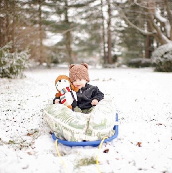 Dockatot Ideas Winter Fun With Toddlers