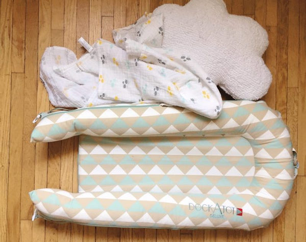 Dockatot Baby Travel Bed