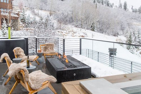 Extending outdoor time in the fall and winter