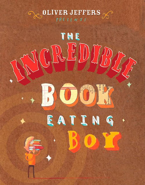 The Incredible Boy Eating Book