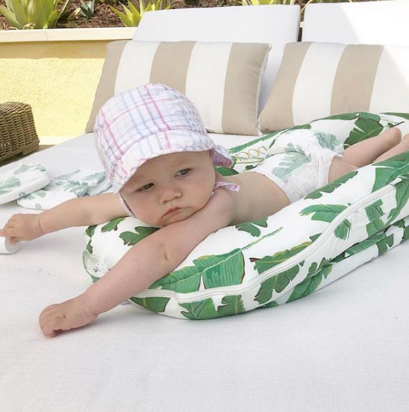 Dockatot baby sun safety tips