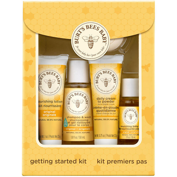 Burts Bees 'Getting Started Kit'