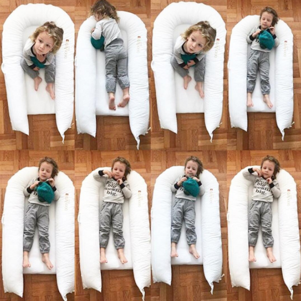 Dockatot toddler bed
