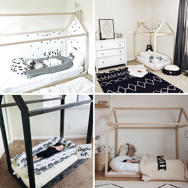 Amazing house bed inspo fcf3ad0e b14b 4c00 a9cb 300bcadfa3ac grande Minimalist - Latest toddler bed side rail Unique