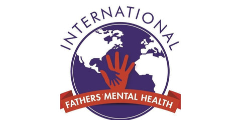Logo for International Fathers Mental Health Day