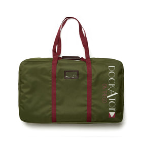 On The Go Deluxe+ Transport Bag - Moss Green