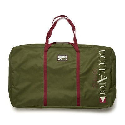 On The Go Grand Transport Bag - Moss Green