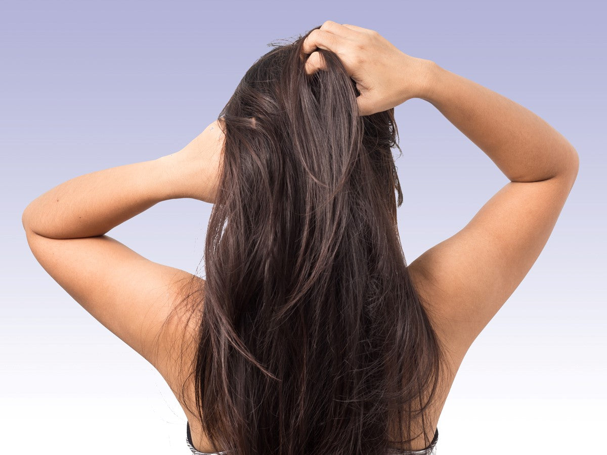 At Home Healthy Hair and Scalp Treatments