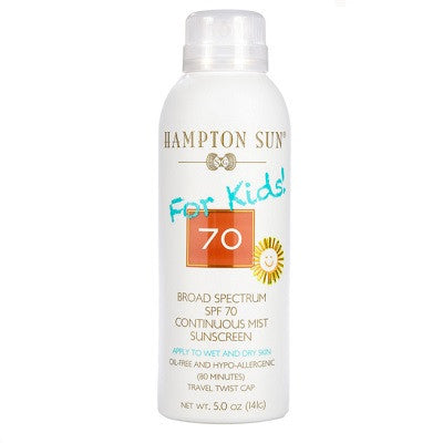 Hampton Sun Hampton Sun's SPF 70 for Kids (5.0 oz)