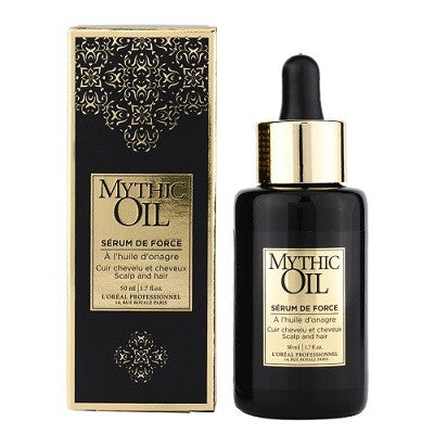 "L'Oreal Mythic Oil Serum De Force 1.7 oz / 50 ml <b><FONT COLOR=""red"">NEW!</FONT></b>"