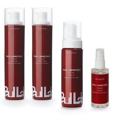 Paul Labrecque Color Hair Care Collection (4 piece set) Save 10%