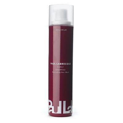 Paul Labrecque Curly Shampoo Nourishing Hair Wash (8.5 oz & 32 oz)