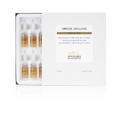 Complexe Capillaire -- Hair Growth Serum ** 12 Treatment Ampoules