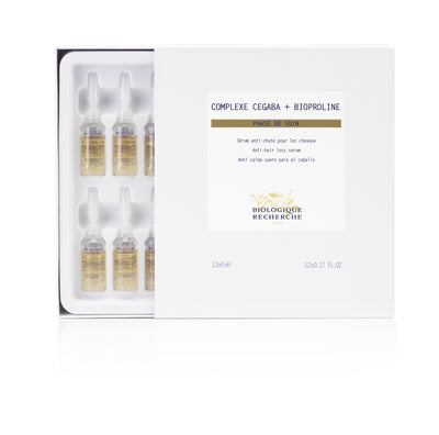 Complexe Cegaba Bioproline -- Hair Loss Serum ** 12 Treatment Ampoules