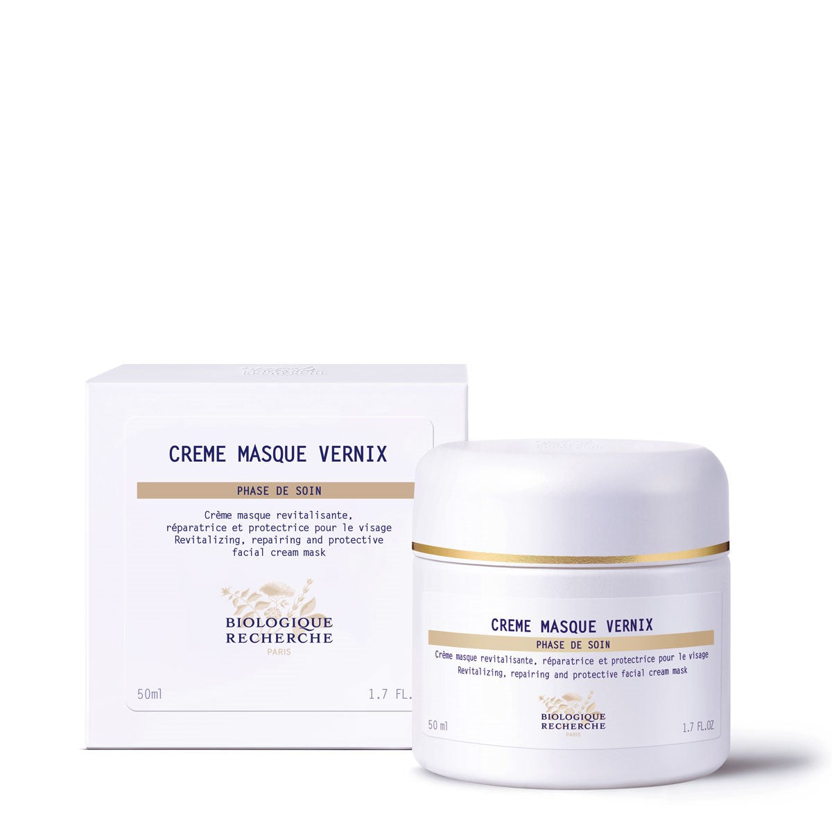Creme Masque Vernix -- Repairing Facial Cream Mask ** 1.7oz/50ml