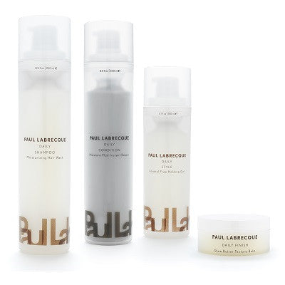Paul Labrecque Daily Hair Care Collection (4 products) Save 10%