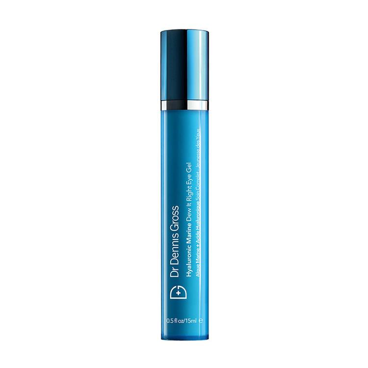 Dr Dennis Gross Hyaluronic Marine™  Dew It Right™ Eye Gel - .5 fl oz / 15 ml