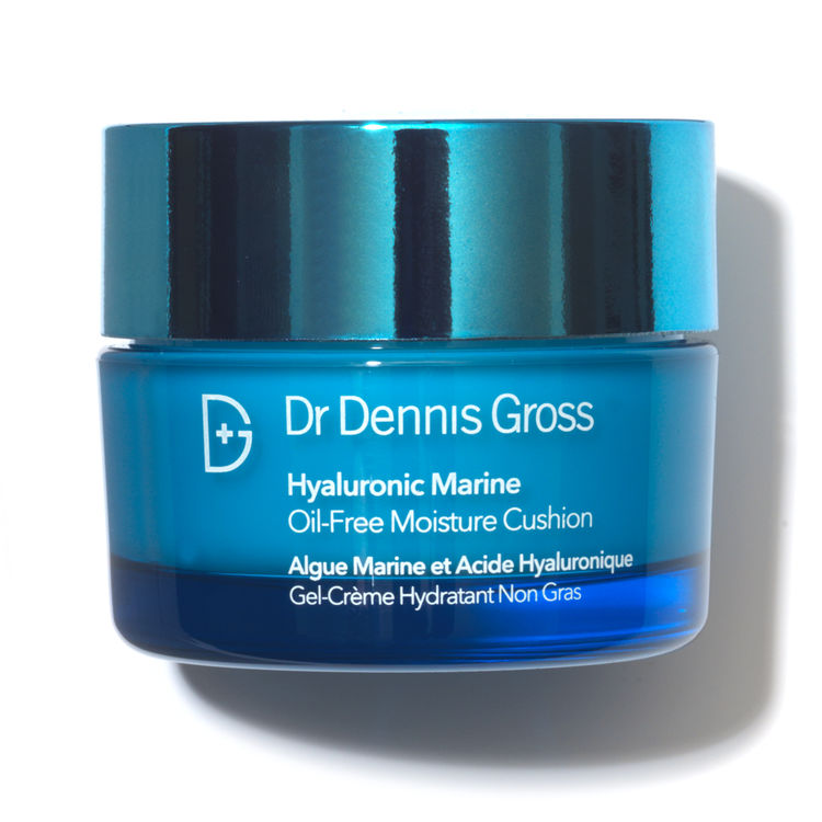 Dr Dennis Gross Hyaluronic Marine™ Oil-Free Moisture Cushion - 1.7 oz/50 ml