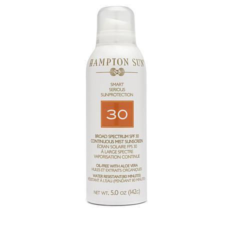 Hampton Sun SPF 30 Continuous Mist Sunscreen