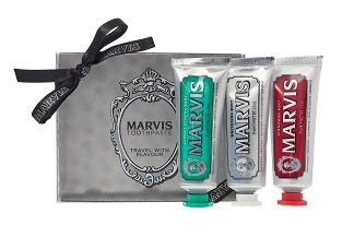 Marvis Travel Gift Set - 3 Travel Size 1.3oz/25ml