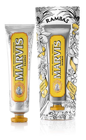 Marvis Rambas Toothpaste - Limited Edition 3.8oz/75ml