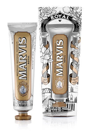 Marvis Royal Toothpaste - Limited Edition 3.8oz/75ml