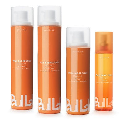 Straight Hair Care Collection (4 piece set) Save 10%