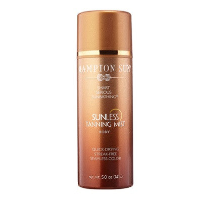 "Hampton Sun Sunless Spray On Tanning Mist (5 oz) <b><FONT COLOR=""red"">NEW!</FONT></b>"