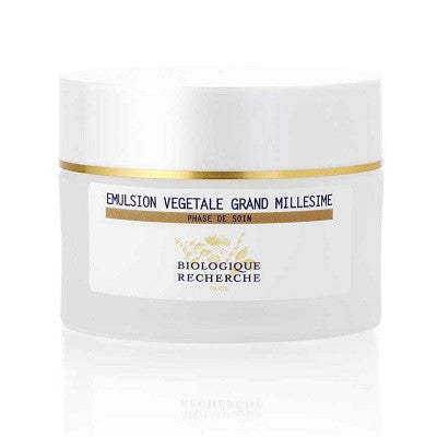 "Biologique Recherche Emulsion Vegetale Grand Millesime (1.7 oz) <b><FONT COLOR=""red"">Free Shipping</FONT></b>"