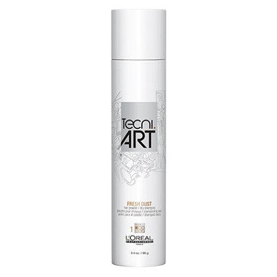 L'Oreal Tecni Art Fresh Dust Dry Shampoo/Hair Powder 3.4 oz/96g