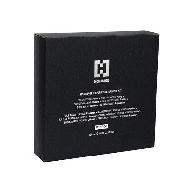 Hommage Experience Kit: 6 Travel Size 20 ml